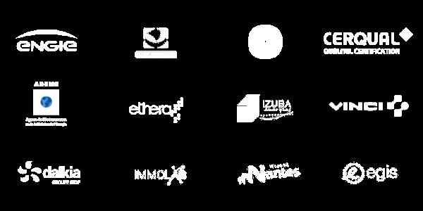 liste de logos partenaires octopus lab