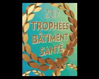lauréat 2017 trophées bâtiment santé
