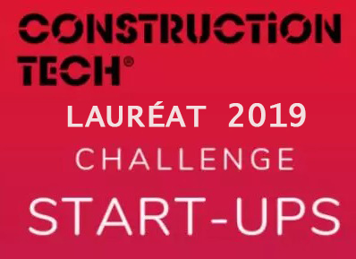 logo construction tech lauréat 2019 challenge start-ups