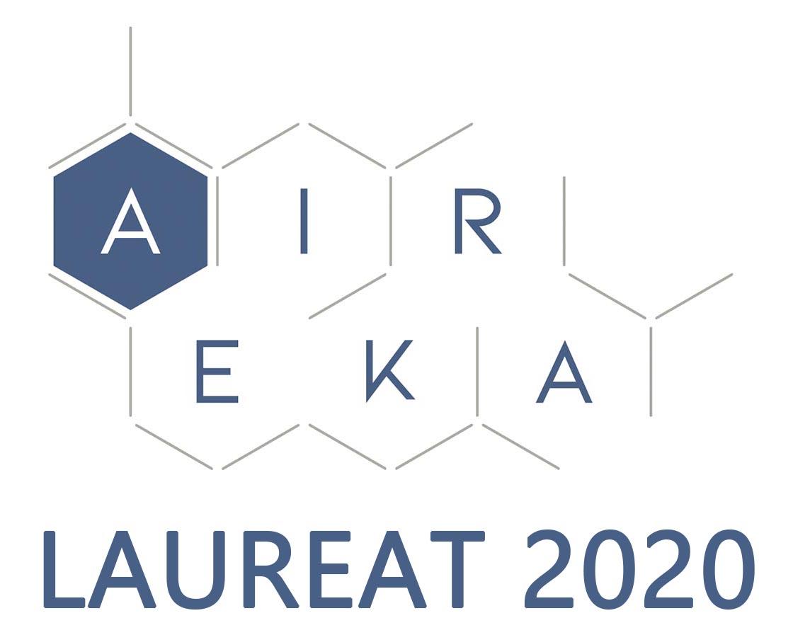 logo aireka lauréat 2020