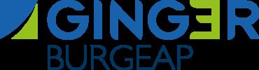 logo GINGER burgeap