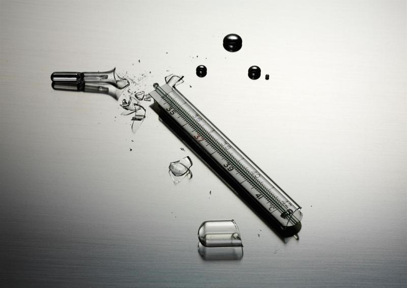 Pollution au mercure